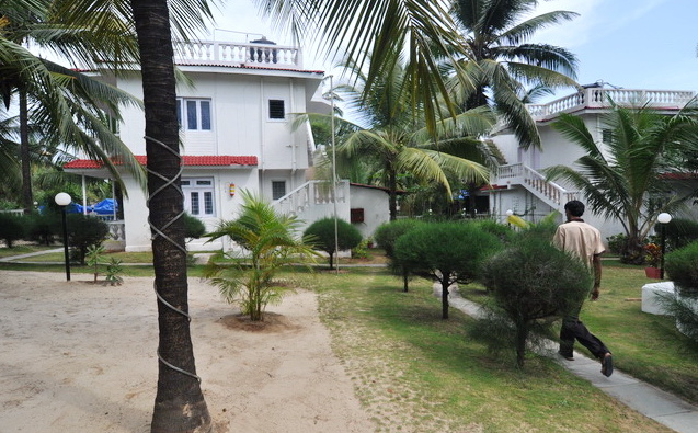Mandrem Beach Resort
