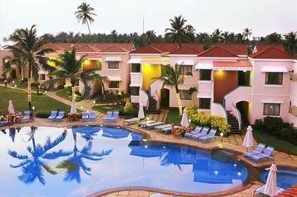 Royal Orchid Beach Resort And Spa