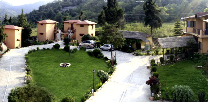 Shikha Inn Resort