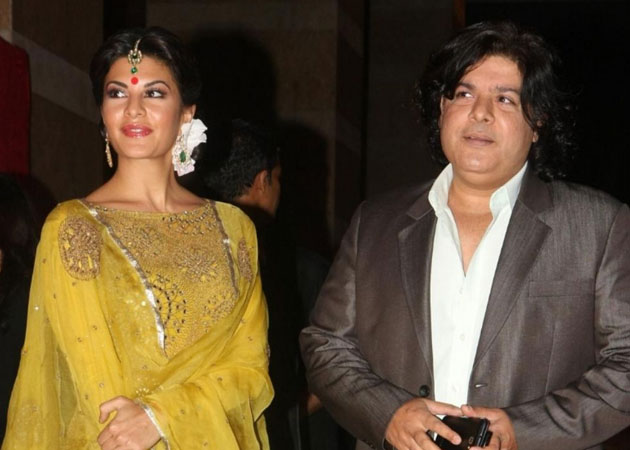 sajid khan and Jacqueline Fernandes