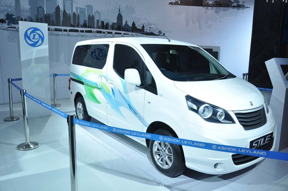 soon to launch MPV in India, Ashok leyland Stile