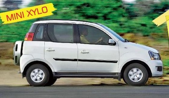 soon to launch MPV in India, Mini Xylo