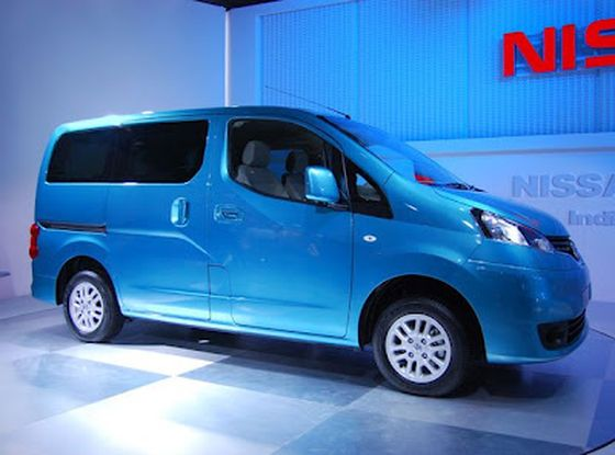 soon to launch MPV in India, nissan evalia