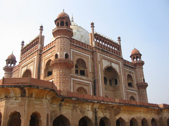things to do in delhi, Humayun tomb